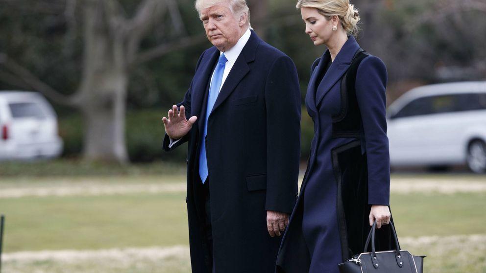 Donald Trump estalla al ver que el boicot contra su hija Ivanka da sus frutos