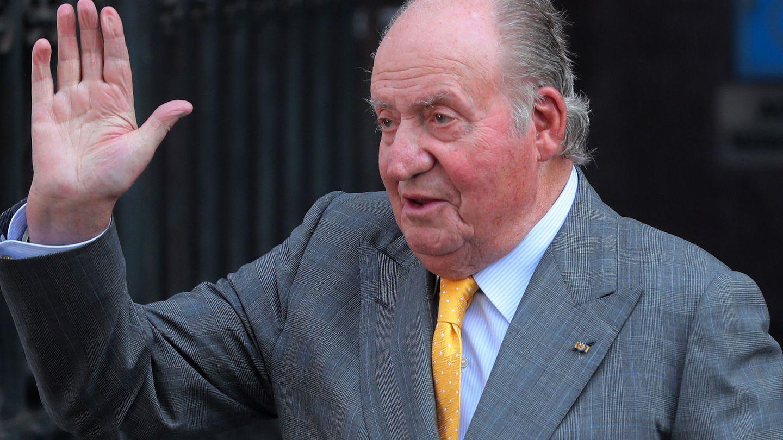El rey Juan Carlos. (EFE)