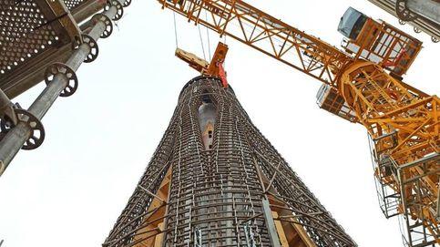 La Sagrada Familia será 11 metros más alta