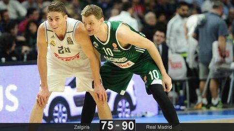 Nocioni se luce en Kaunas para ponerle al Madrid la Euroliga más sencilla