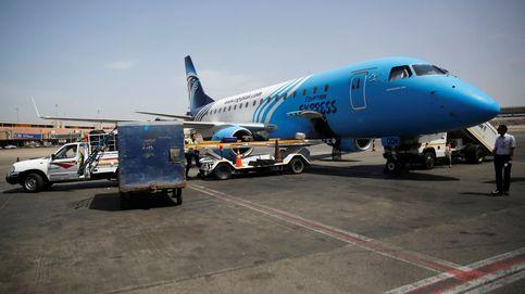 Egipto niega que el análisis de los restos apunte a una explosión en el vuelo MS804