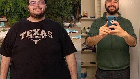 Cuando eres gordo te miran con desprecio: así perdió 90 kilos