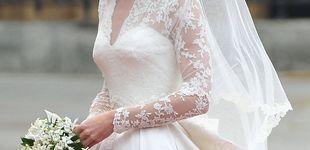 Post de Una tiara de 7 euros: el truco del peluquero de Kate Middleton para peinarla en su boda