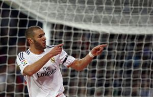 Benzema pierde hasta cinco kilos para ganar credibilidad