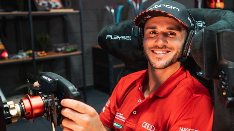 El escándalo de un piloto de Audi o cómo arruinar tu carrera por un evento virtual