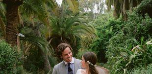 Post de Los dos vestidos de novia de Sandra Gago y el chaqué a medida de Feliciano