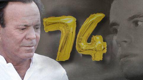 El cumpleaños más amargo de Julio Iglesias