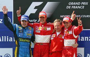 ¿Le hizo Jean Todt un desaire o no a Fernando Alonso en Sochi?