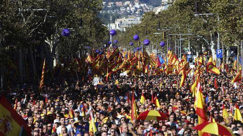 El bálsamo del 155: la independencia baja del segundo al cuarto problema de los españoles
