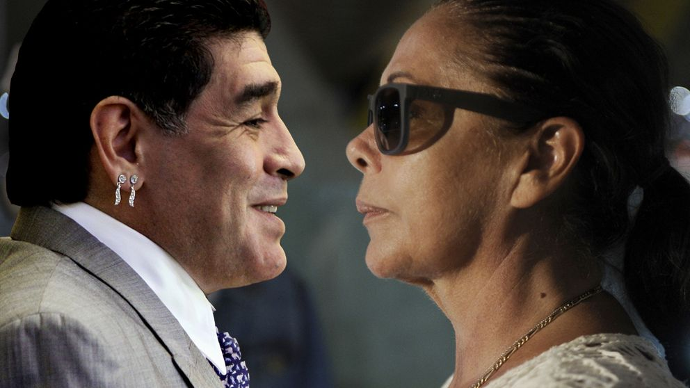 Maradona pide un 'vis a vis' con Pantoja en Alcalá de Guadaíra