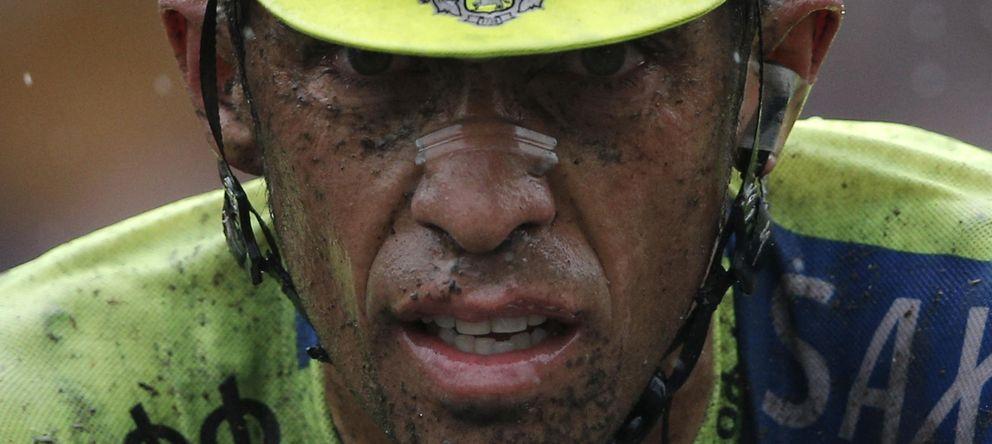 Foto: La impresionante quinta etapa del Tour, en imágenes