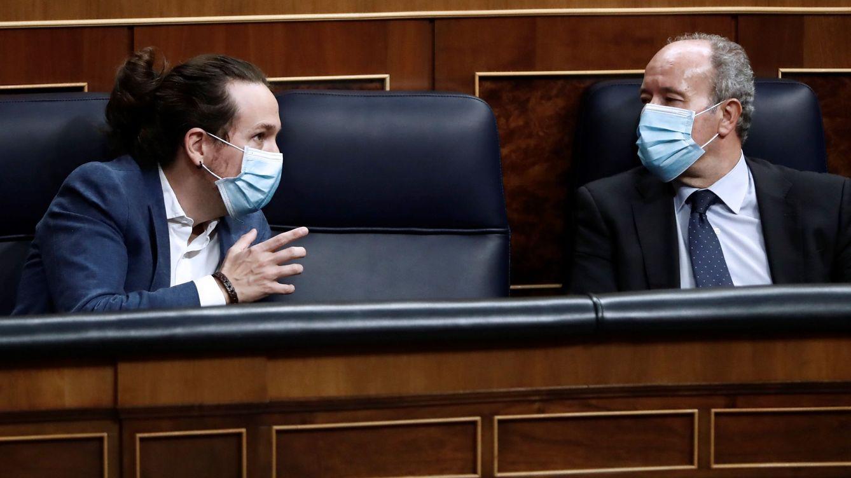 La interlocución entre Podemos y Justicia se congela al chocar en la reforma de la sedición