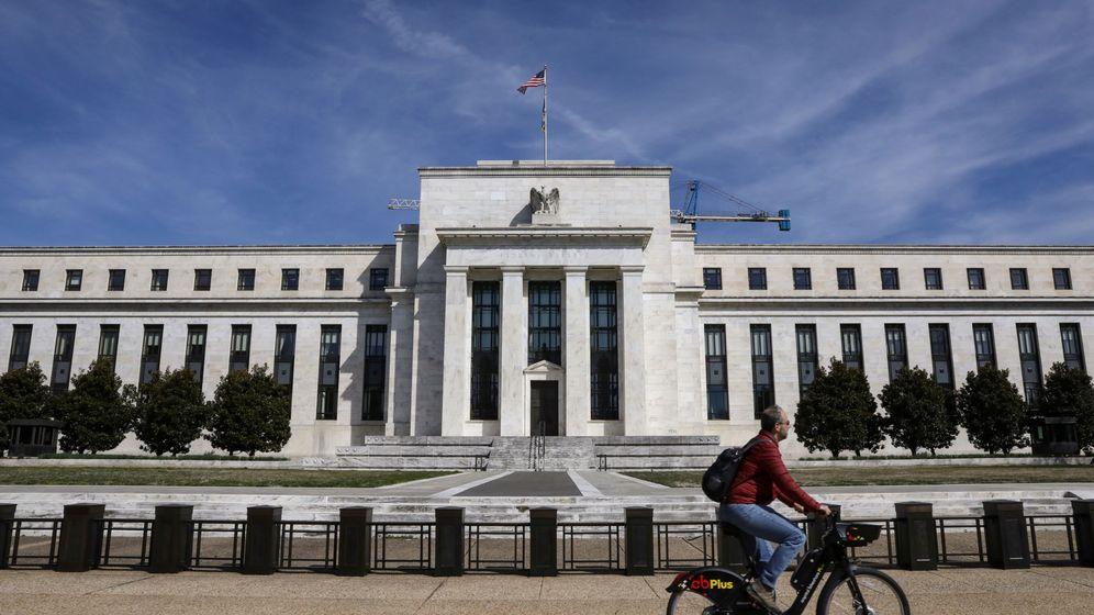 Foto: La Reserva Federal. (Reuters)