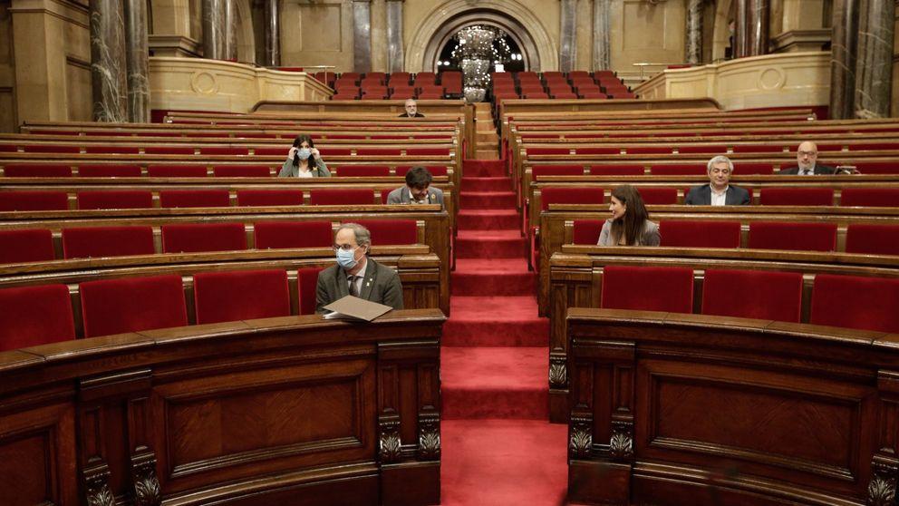 ERC pide elecciones catalanas en julio, pero JxCAT desea acabar la legislatura