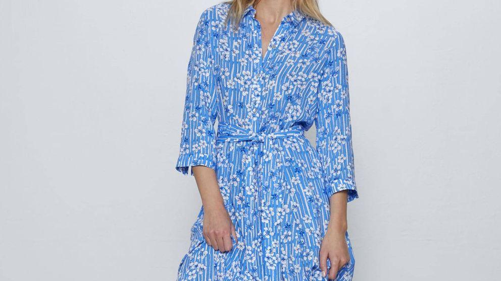 El vestido de flores que estás buscando está en Zara