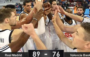 El Real Madrid post-Mirotic aún depende de la magia de Rudy Fernández