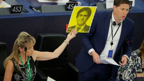 El pillapilla de Puigdemont en la frontera: así ha amagado con ir a Estrasburgo