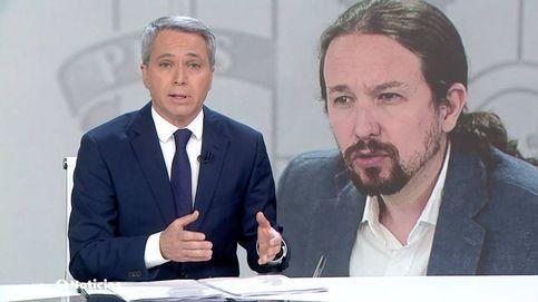 La crítica con la que Vicente Vallés responde a Pablo Iglesias