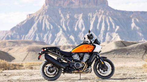Harley-Davidson rompe todos los esquemas con su Pan America