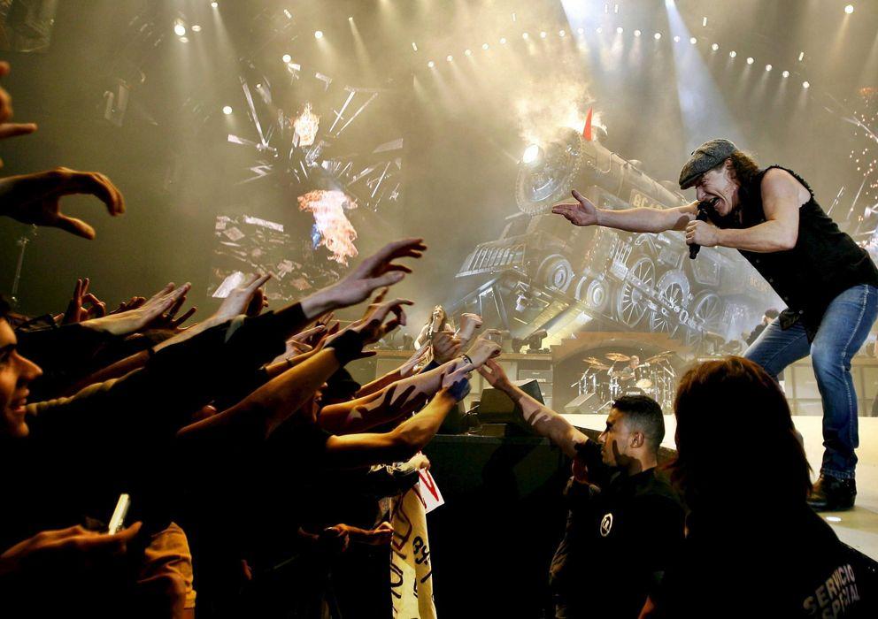 Foto: La disolución de AC/DC se ha quedado en un susto para sus fans.