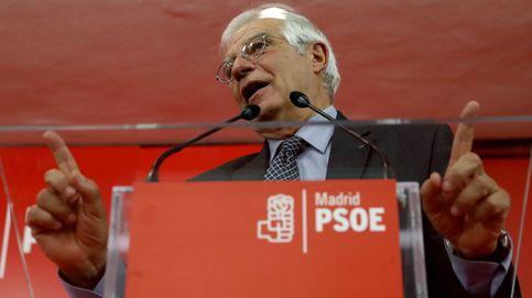 Borrell: No entiendo las advertencias de no negociar con los independentistas