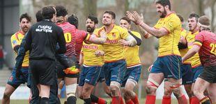 Post de Rugby Europe rebaja la sanción a los jugadores de la selección española