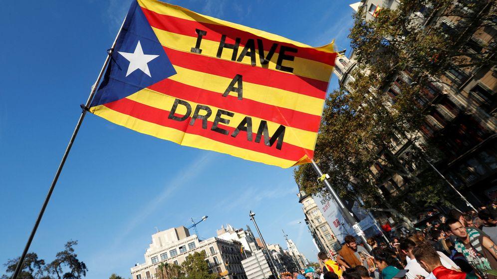 Foto: Manifestación por la independencia en Barcelona (Reuters)