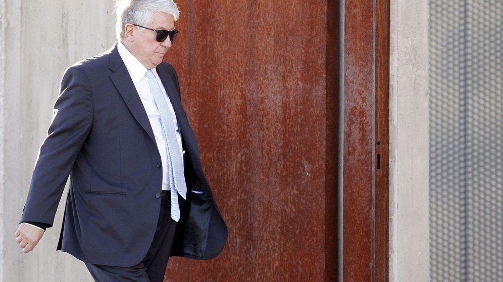 Foto: Arturo Fernández, expresidente de la Cámara de Comercio de Madrid.