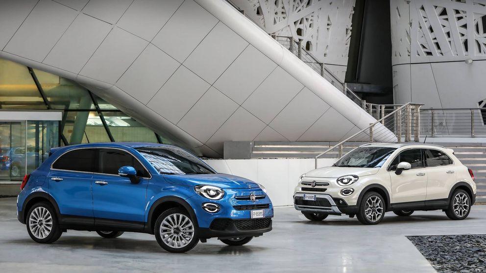 Fiat 500X, un todocamino con una tecnología que ahorra un 20% de combustible
