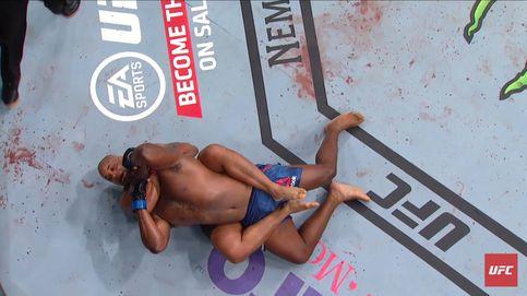 Resultado de la UFC 230: Daniel Cormier estrangula a Derrick Lewis