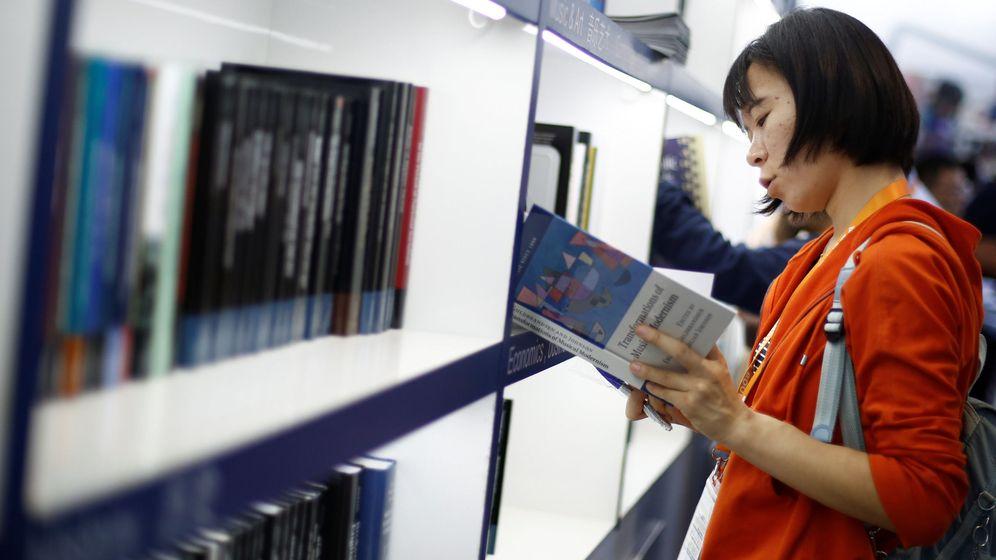 Foto: La 'lectura cuántica', el polémico método que te enseña a leer 20.000 palabras por minuto. (Reuters)