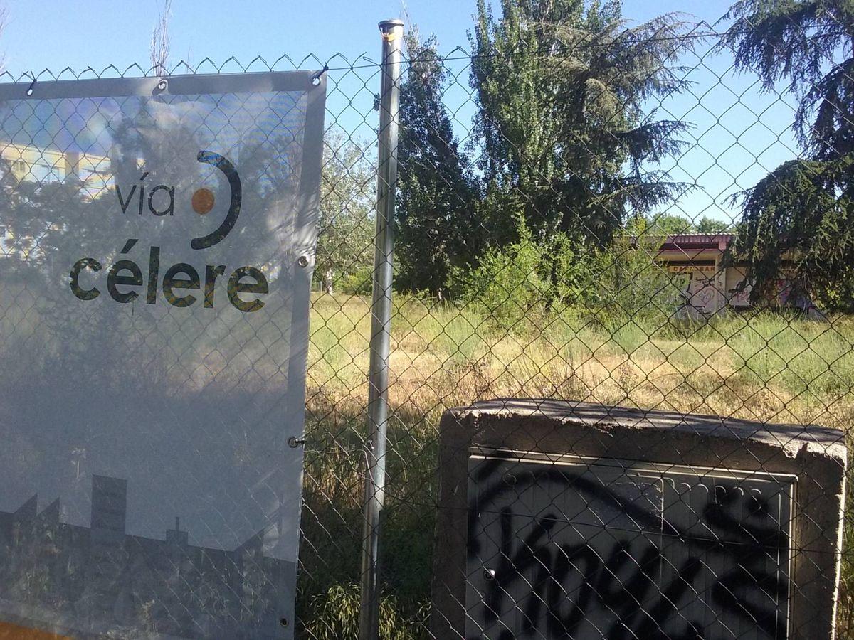 Foto: Solar adquirido por Vía Célere.