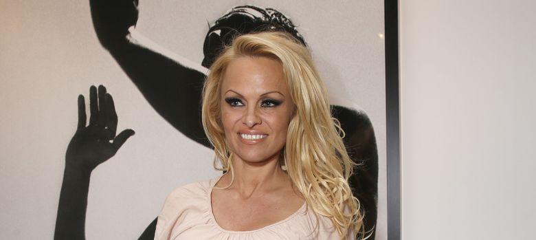 Foto: Pamela Anderson en una fotografía de archivo (I. C)