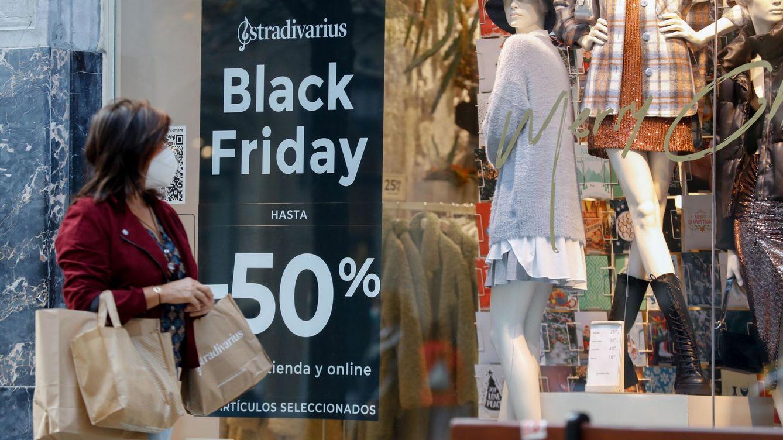 Ni el Black Friday salva a la moda: las ventas suman en noviembre una caída del 40%