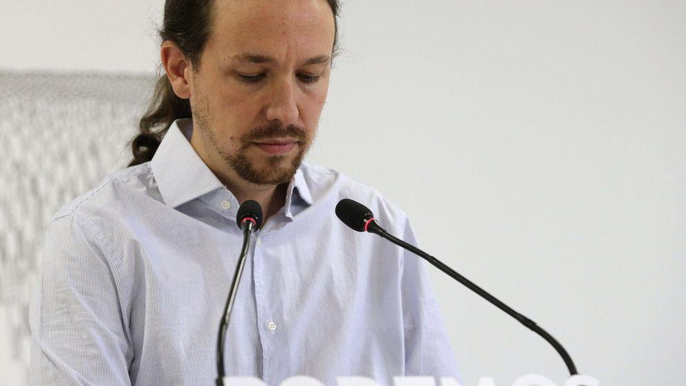 """Pablo Iglesias propone un referéndum en el que defendería el """"no"""" a la independencia"""