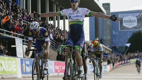 Hayman alcanza la gloria a los 37 años y le roba la quinta Roubaix a Boonen