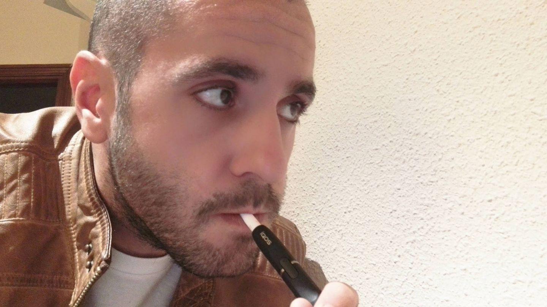 Fumando por la ciencia. (Foto: C. Otto)