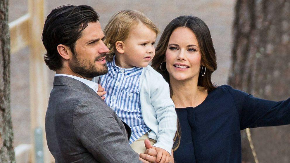El hijo de Carlos Felipe y Sofía de Suecia cumple tres años: nueva foto oficial