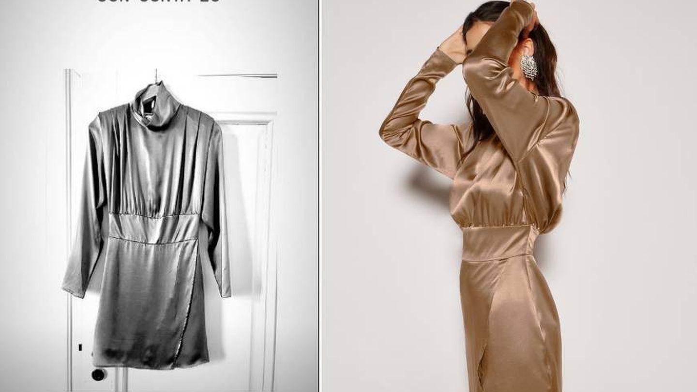 Vestido de Sara Carbonero. (Stories / Cortesía de la firma)