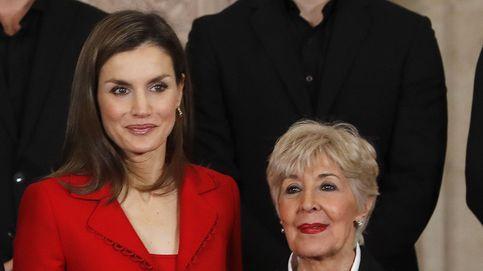 La razón por la que Concha Velasco faltó a su cita con la reina Letizia y Cruz Roja