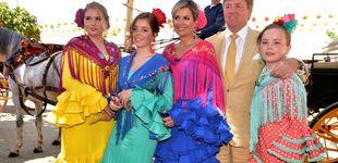 Post de España, destino 'royal': Máxima, Matilde, los Windsor, los Casiraghi... Turistas 'deluxe'