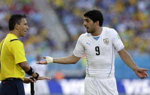 La FIFA no tiene piedad de Suárez y ratifica su sanción de cuatro meses