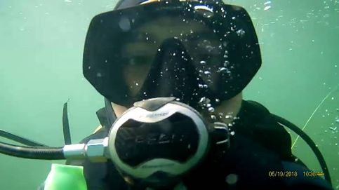 Las aguas del Mar Menor vuelven a ser transparentes