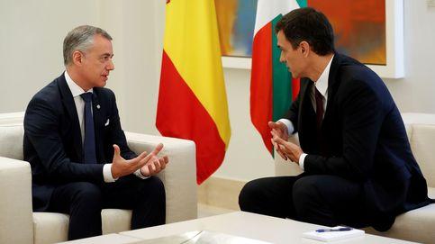 Moncloa rebaja el alcance de los anuncios de Urkullu tras su reunión con Sánchez