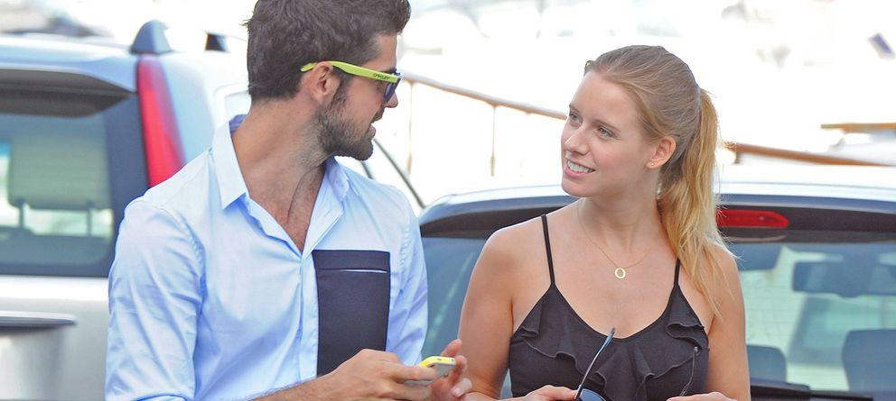 Foto: Miguel Ángel Muñoz y Manuela Vellés en una imagen de archivo (Gtres)