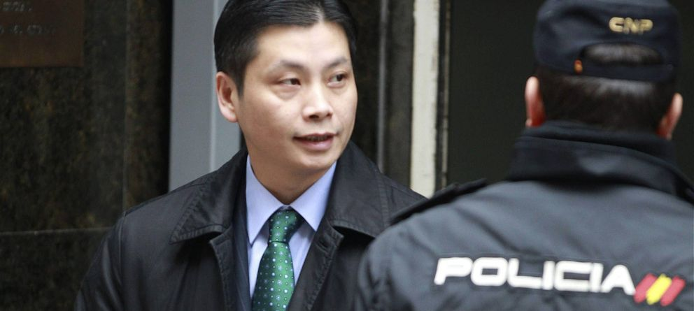 Foto: Gao Ping, supuesto líder de la trama china de blanqueo de capitales. (EFE)