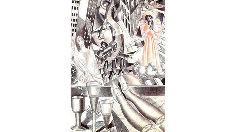 Lorca, Alberti, Juan Gris... Los dibujos de la Generación del 27