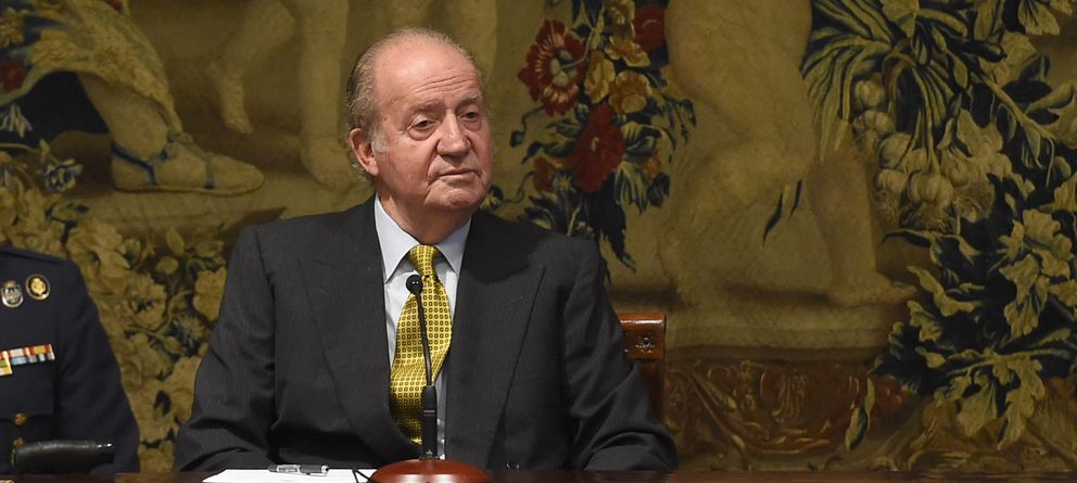Foto: El Rey Juan Carlos (Gtres)