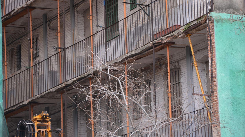 Imagen del edificio. (Elena Sanz)