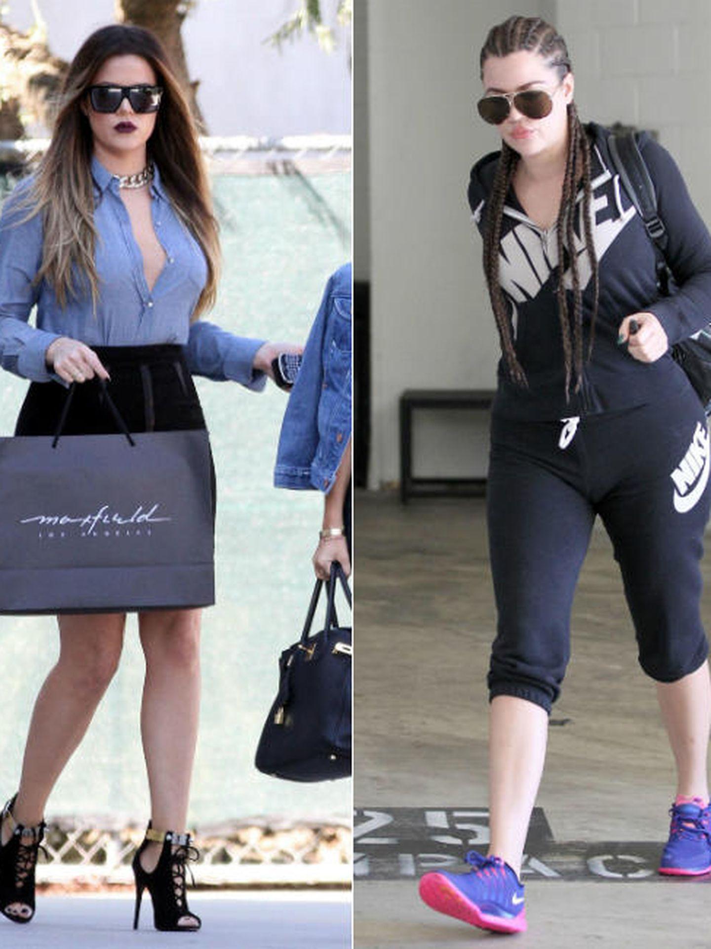 Khloe Kardashian (Gtres)